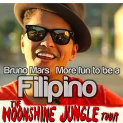 [PH 72] Bruno Mars Live in Manila : charity concert for typhoon victims!